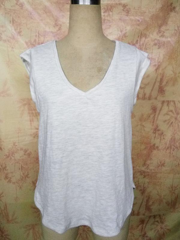 Fashion Bamboo Cotton V Neck Custom Wholesale Girl's T Shirt