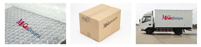 Special Custom Made Bag Wholesale Ceramic Plating Piggy Bank