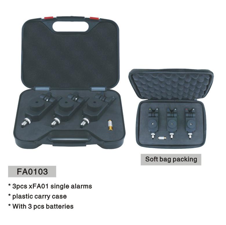Wholesale Waterproof Wireless Electronic Carp Fishing Bite Alarm