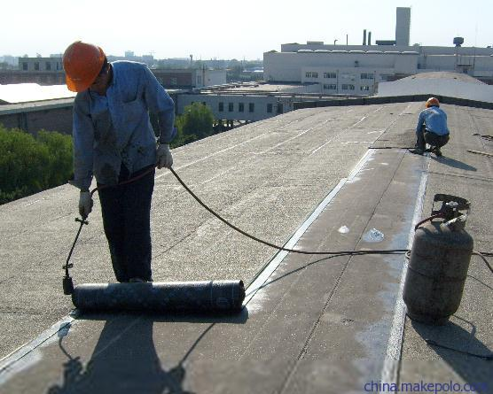 Reinforced Bitumen Waterproof Membrane with Mineral /Sand /Aluminum Surface