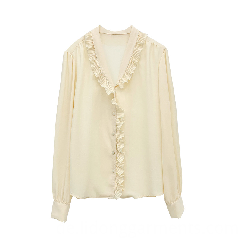 Women New Lace Ladies Blouse