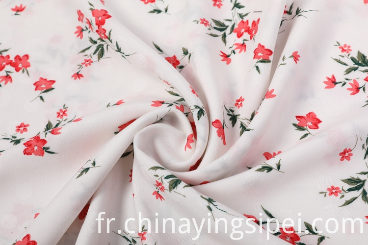 High Quality 125gsm Jacquard Printing Clothing