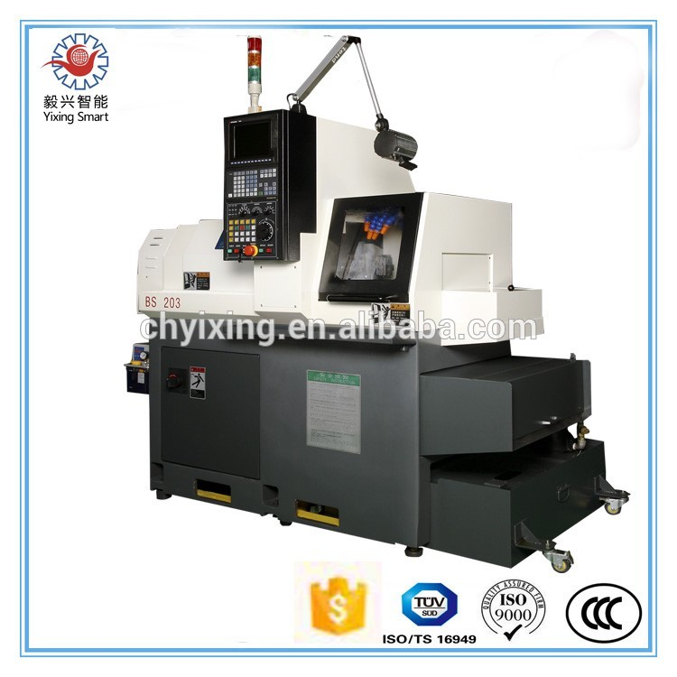 BS203 CNC Lathe New Condition Universal 4 Axis Mini Automatic CNC Turning Lathe for Sales