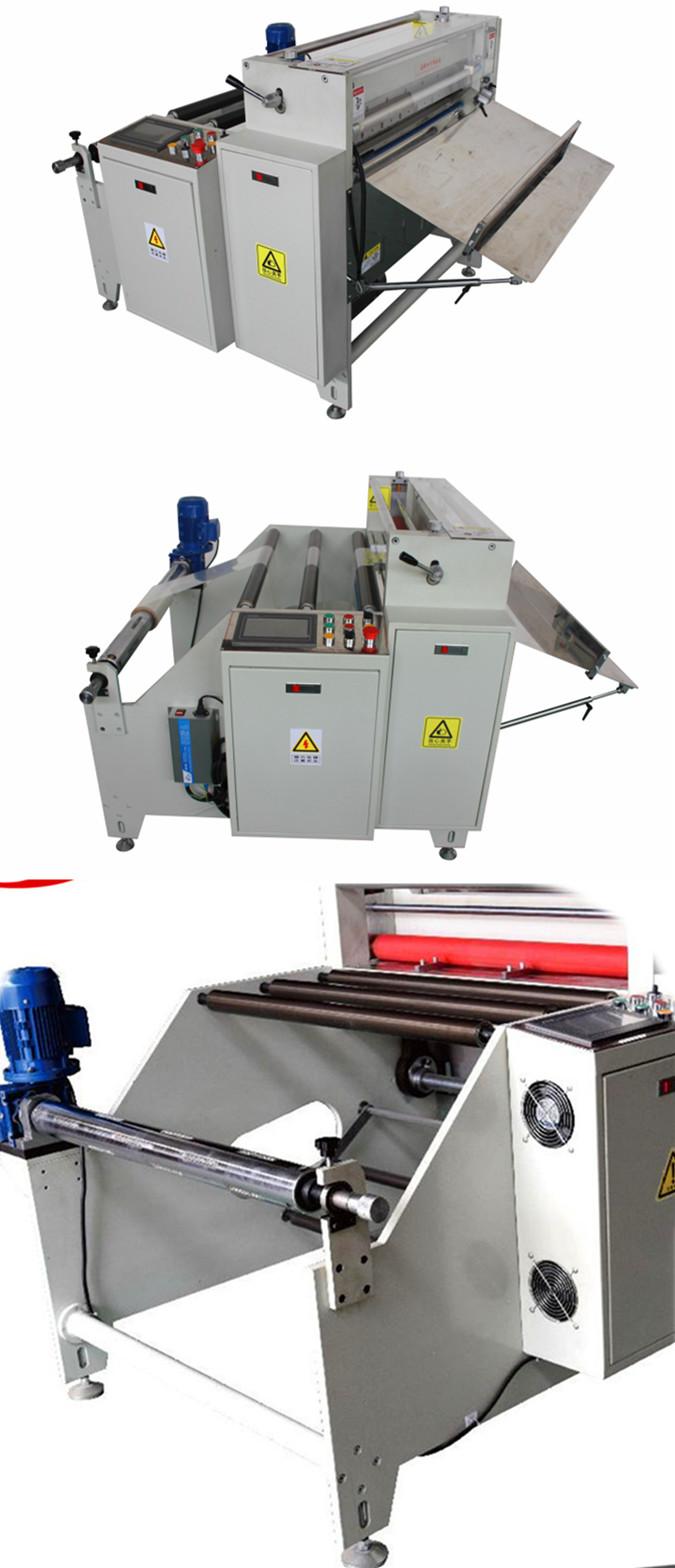 Automatic Foam Paper Cross Cutting Machine