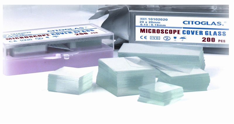 Boroglastm Microscope Cover Glass (0330-0130)