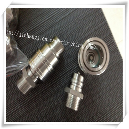 Stainless Steel Valve Pneumatic Connector