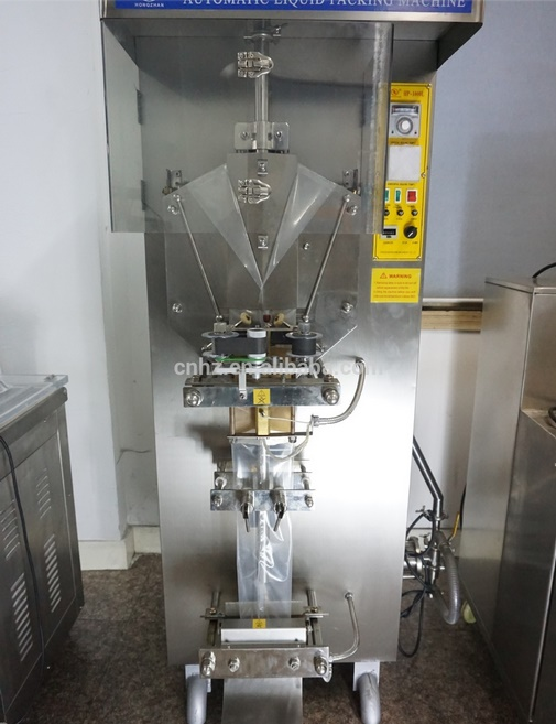 Factory Fostream Automatic Sachet Liquid Filling Packing Machine with 220V