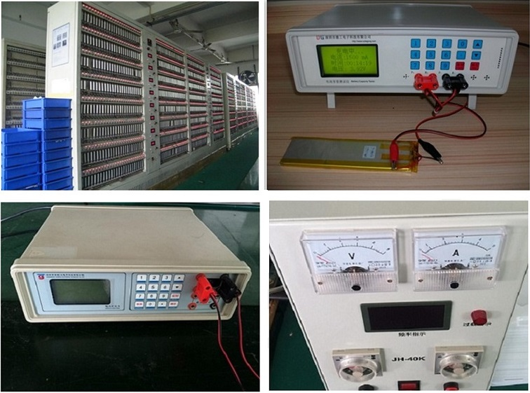 3.7V 2300mAh Li-Po Rechargeable Battery Lithium Ion Battery