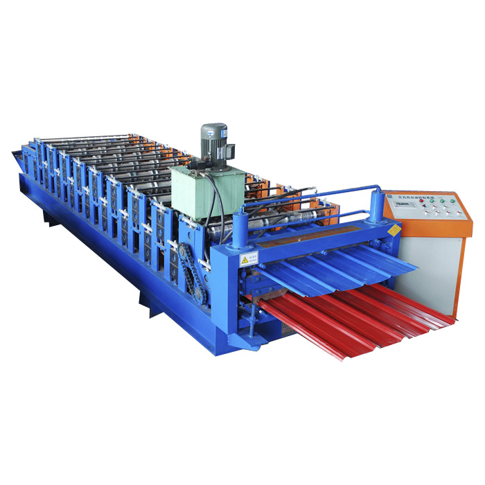 Dx Double Deck Roll Forming Machine