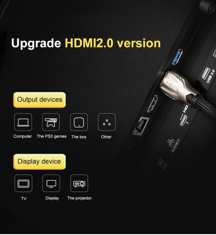 Adaptador 1080P HDMI macho a VGA hembra con cable de audio