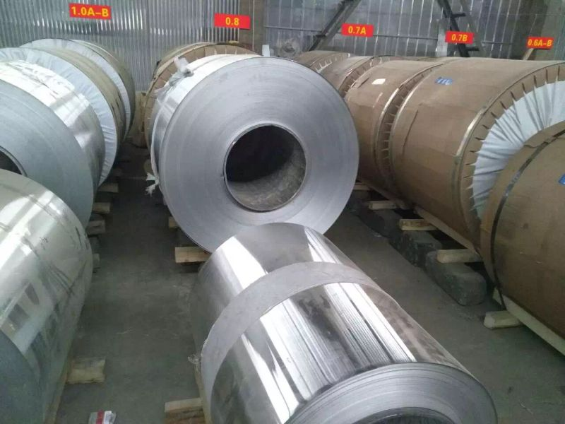 Aluminum Coil 1070 DC Cc H12 H14 H16 H18