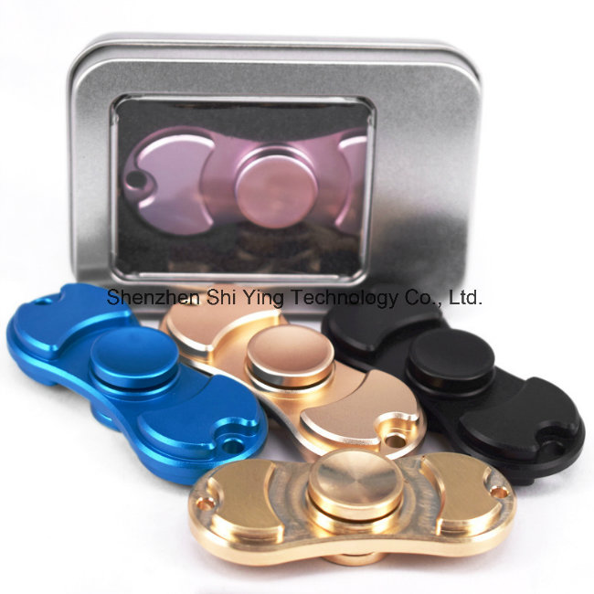 Finger Spinner Toy 2017 Hand Finger Spinner Bearing Finger Spinner Fidget