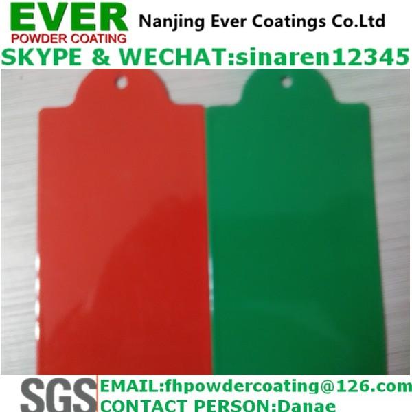 Gloss Polyester Powder Coating