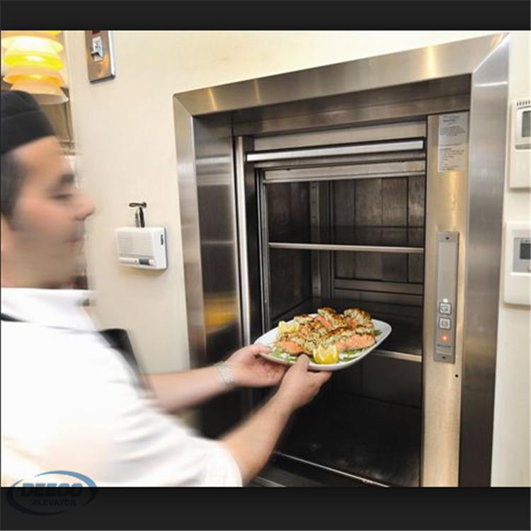 Hotel Restaurant Deliver Dinner Food Meals Lift Dumbwaiter