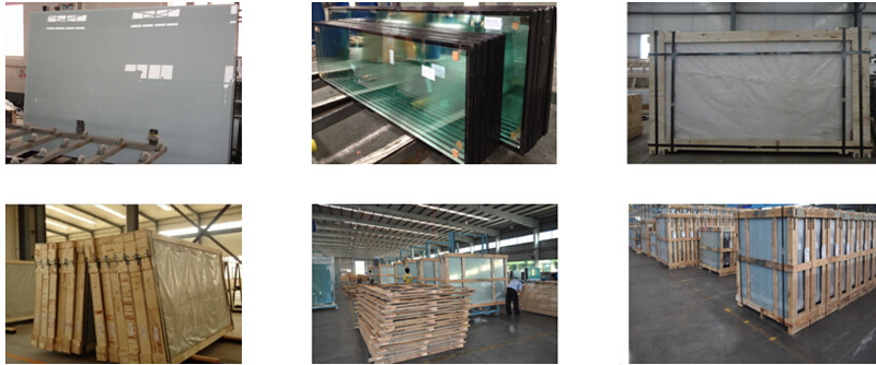 Borosilicate Glass/Tempered Bent Fence Glass/Safety Laminated Building Glass