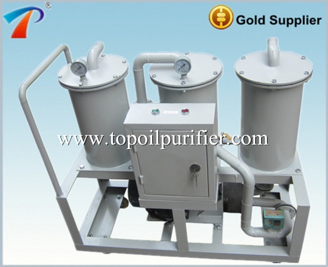 Moble Type Transformer Oil Purification and Filling Apparatus