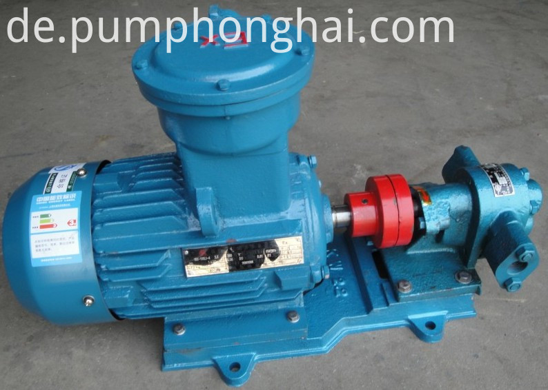 ZYB18.3 gear oil pump