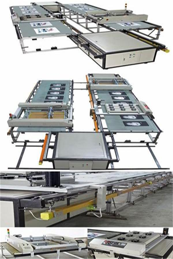 Automatic Flatbed Screen Printing Machine (SPT)