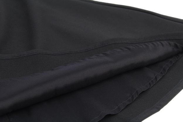Black Dresses With Zipper