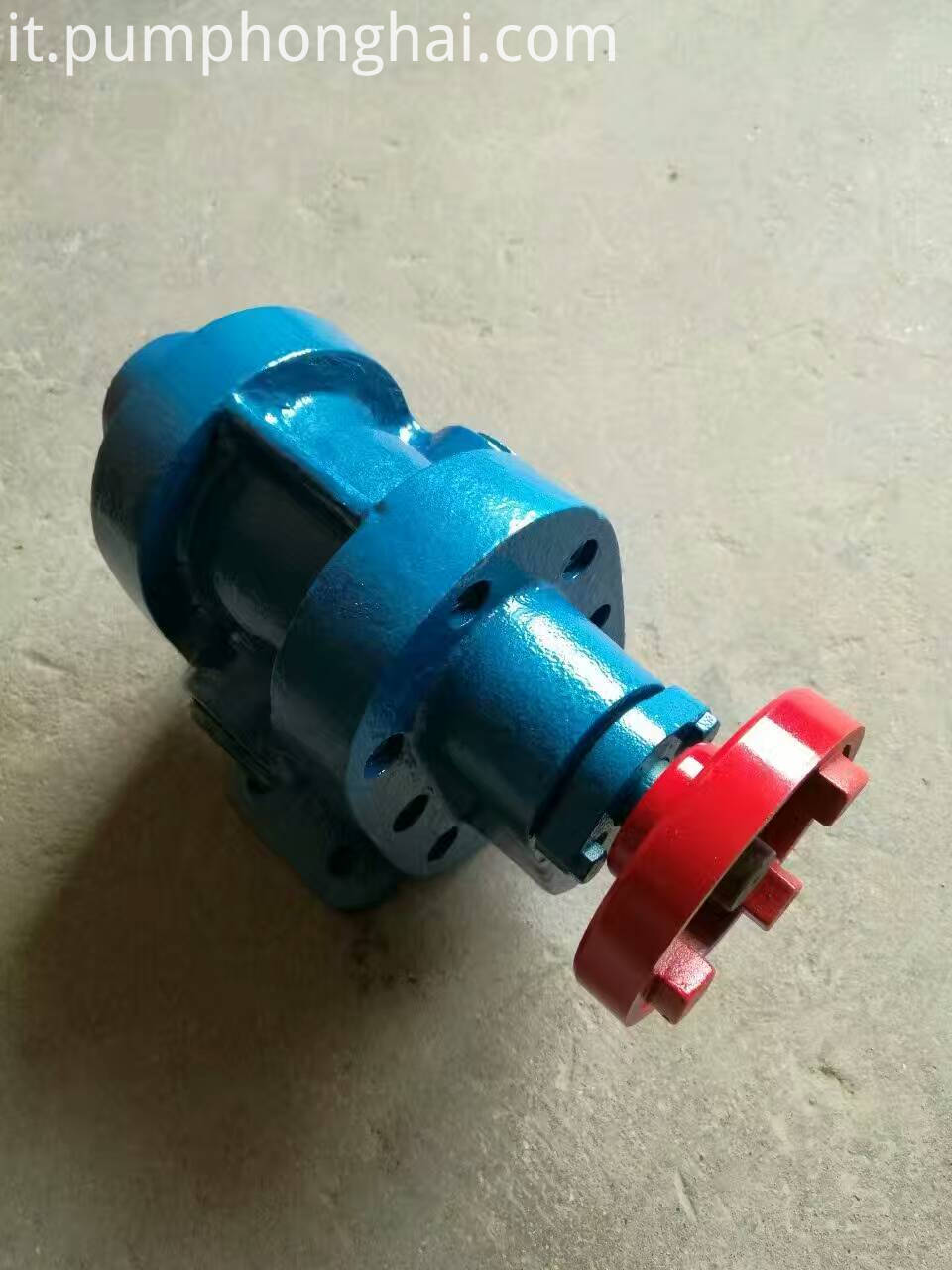 cast iron material gear pump