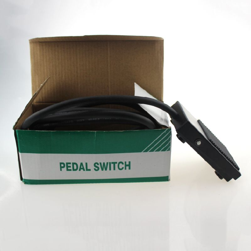10A 110V/220V Electric Foot Pedal Switch Foot Control Switch Treadle Switch En Fs-1
