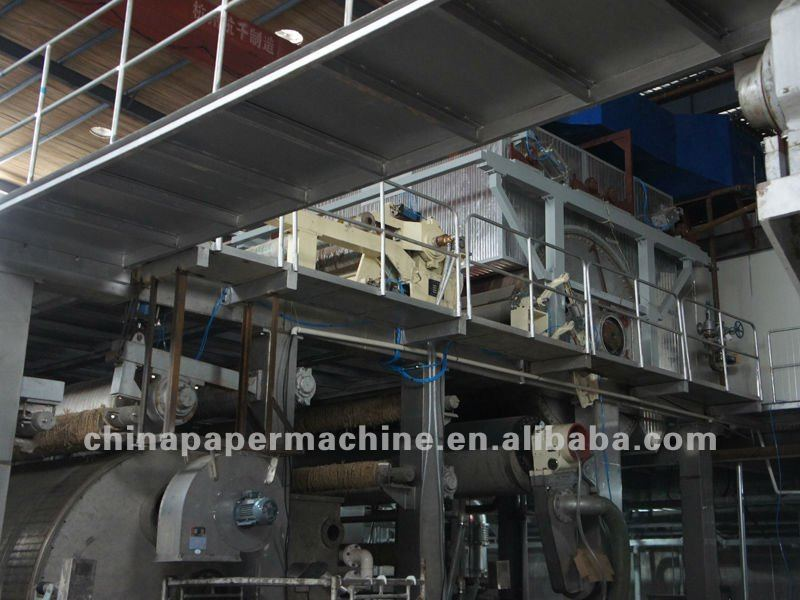 Toilet Papermaking Machine