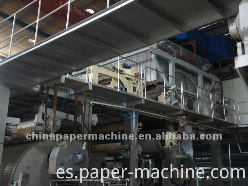 Toilet Papermaking Machine