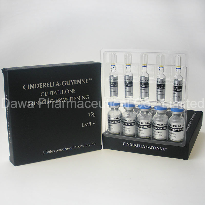 Plastic Surgery for Beauty Makeup Vitamin C & Glutathione Injection
