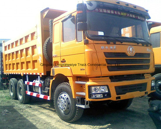 20-35tons 6X4 Dump Truck Shacman