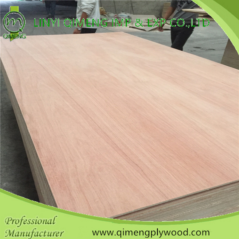 High/Middle/Low Quality 18mm Commercial Plywood with Competitive Price