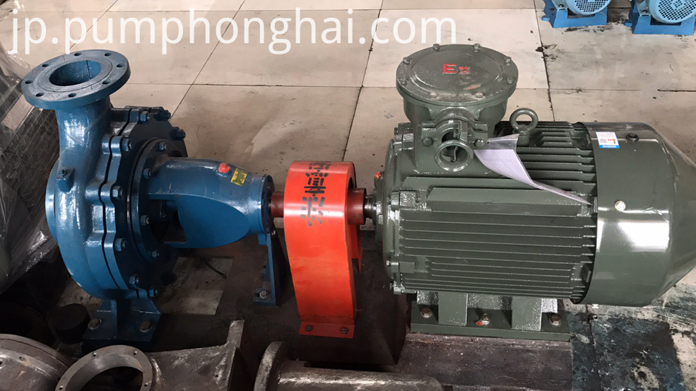 three phase electric motor pump