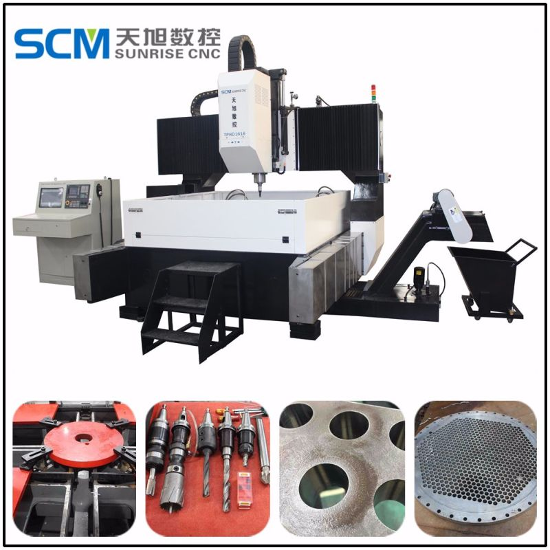 cnc hole drilling machine