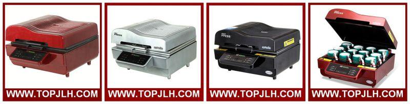 Top Quality Multifunctional 3D Sublimation Vacuum Heat Press Machine