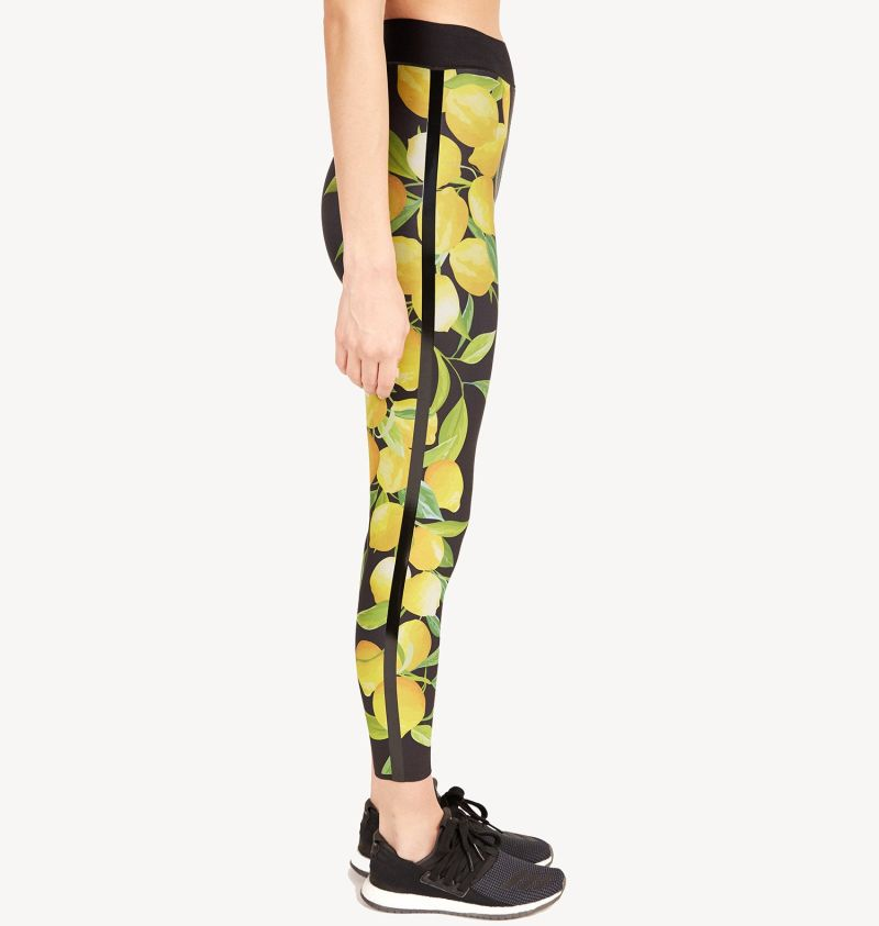 Printed Yoga Clothes Pants Leggings (3075)