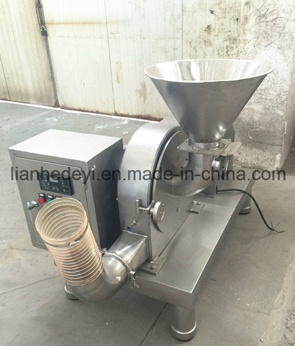 20b-XL Continuous Pulverizer Unit with Dust Collector