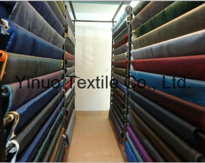 100% Polyester Dobby Lining with Good Quality