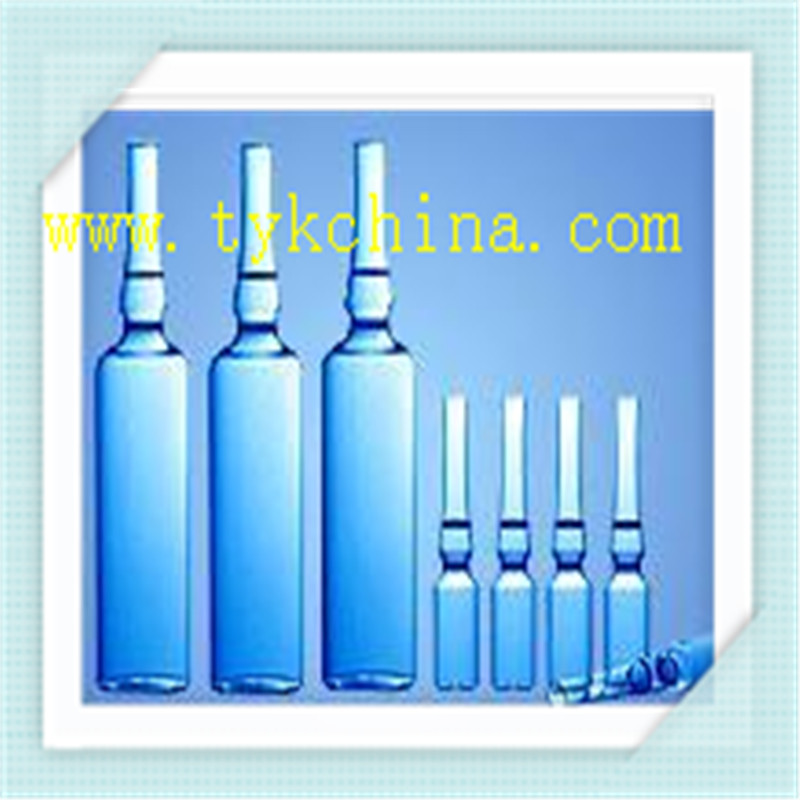 Neutral Pharmaceutical Glass Ampoule by Neutral Glass Tube