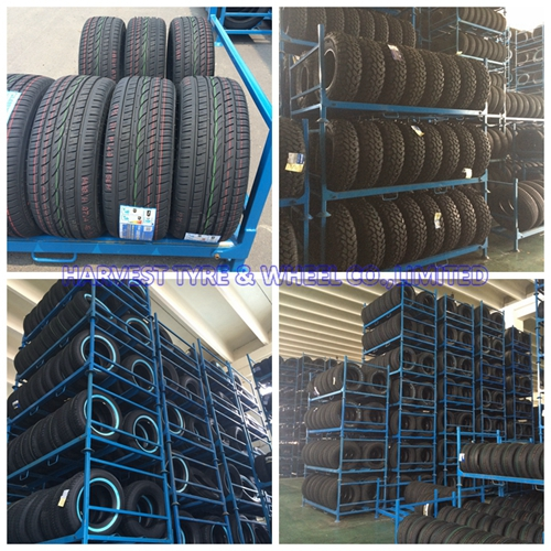 Economy Car Tyres with All Sreies Size