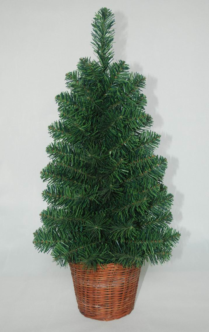 Realist Artificial Christmas Tree with String light Multi Color LED Decoration (AT1043)