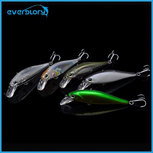 Hot Sale Fishing Hard Lures 78mm 9.2g Superior Materials Minnow Fishing Tackle