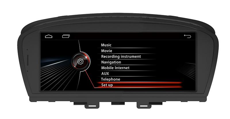 New Model Android 5.1 Hl-8806 Car DVD GPS Fit for BMW 5er E60 E61 E63 E64 (2003-2010)