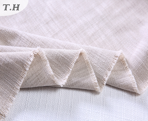 Room Furniture Upholstery Fabric of Linen Design