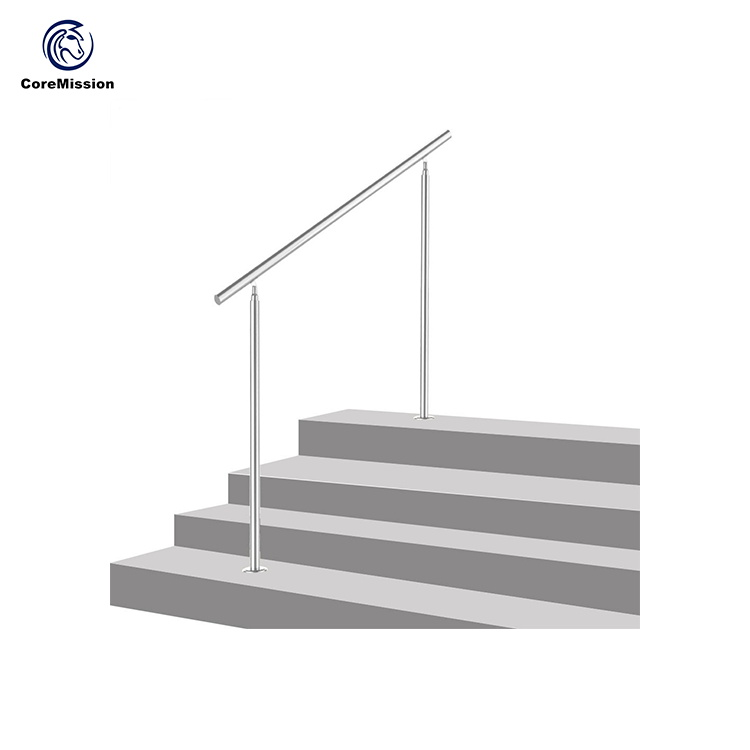 High Quality Cheap Luxury Stainless Steel Stair Handrail