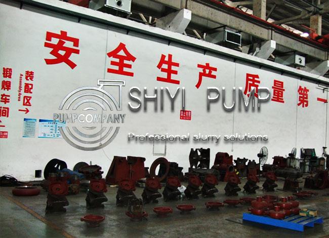 Gold Mine Pump Parts