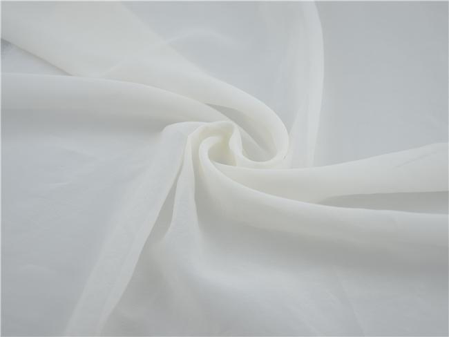 100% Silk Fabric Digital Print Fabric (TLD-0066)