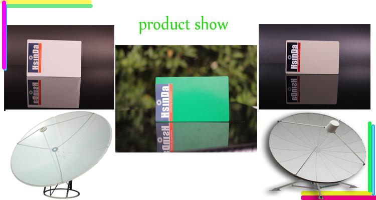 Acrylic Anti-Corrosion Powder Spray Powder Coating for TV Satellite