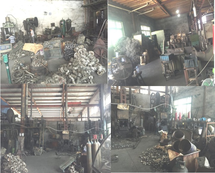 Sanitary Stainless Steel Special Ferrule Fittings Pump Parts