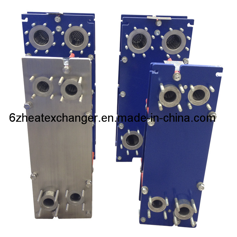 Sanitary Heat Exchanger for Food and Drinks (equal M10B/M10M)