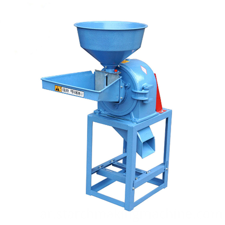 Factory Price Corn Milling Machine