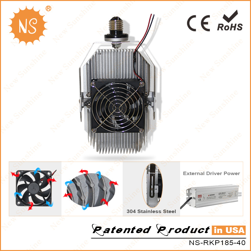 150W Metal Halide Lamp Replacement E39 E26 40W LED Retrofit Kits